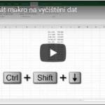 VIDEO: Jak si nahrát makro